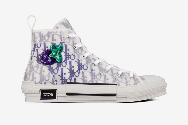 Kenny Scharf B23 High-Top Sneaker