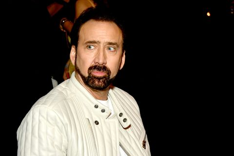 Nicolas Cage will play Tiger King's Joe Exotic in new TV series