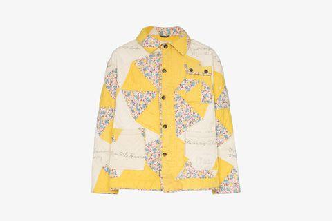 Patchwork Flower Jacket