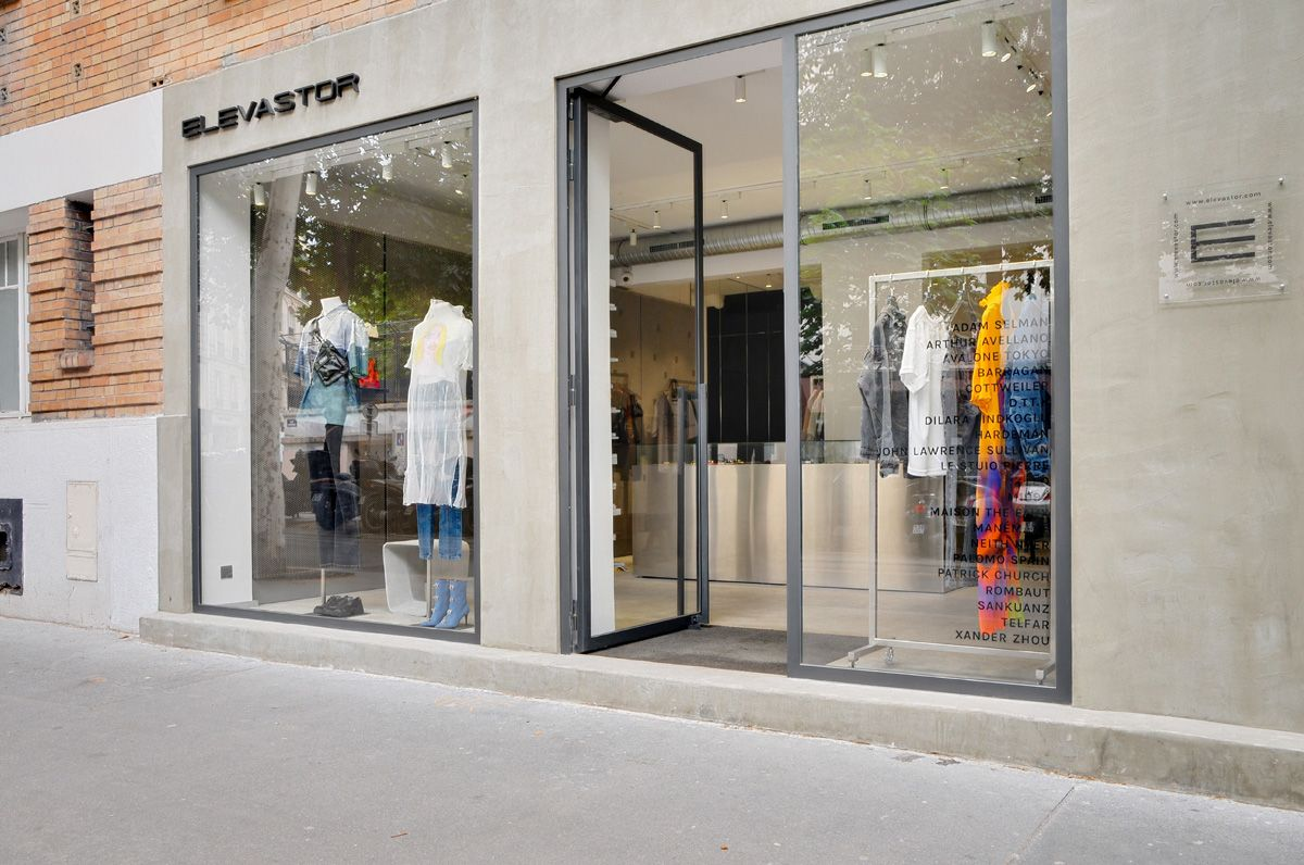 Elevastor Is a New Parisian Concept Store Stocking Xander Zhou, Telfar & More