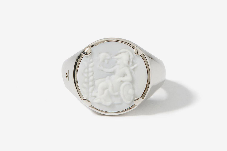 Athena Cameo Ring