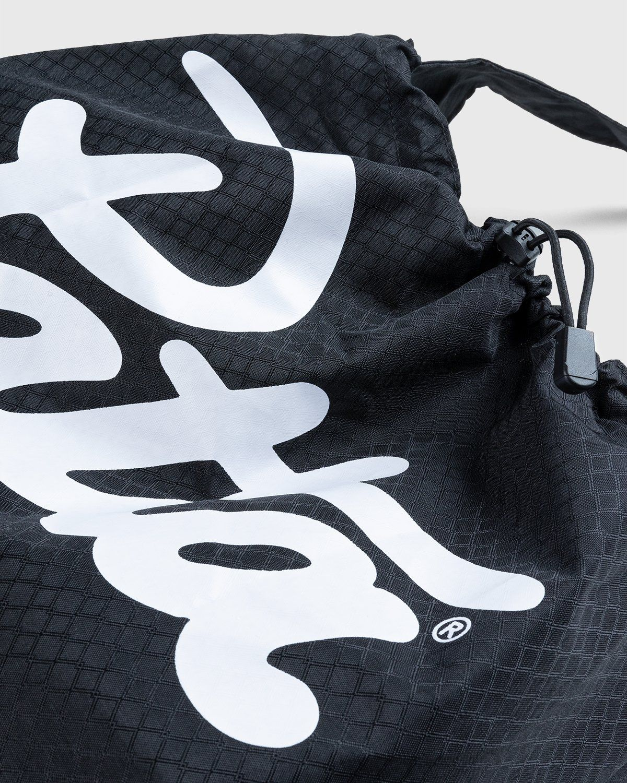 PATTA – Diamond Packable Tote Bag Black - Image 5