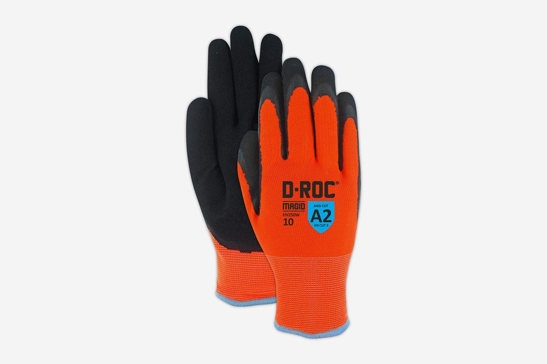 Safety Hi-Viz Gloves