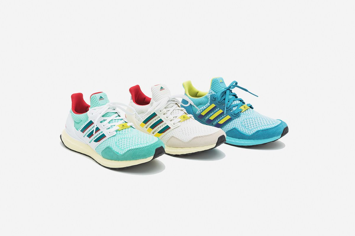 The adidas Ultraboost Comes Alive With Iconic ZX Colorways 3