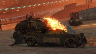 gta online arena war GTA Online: Arena War grand theft auto rockstar games