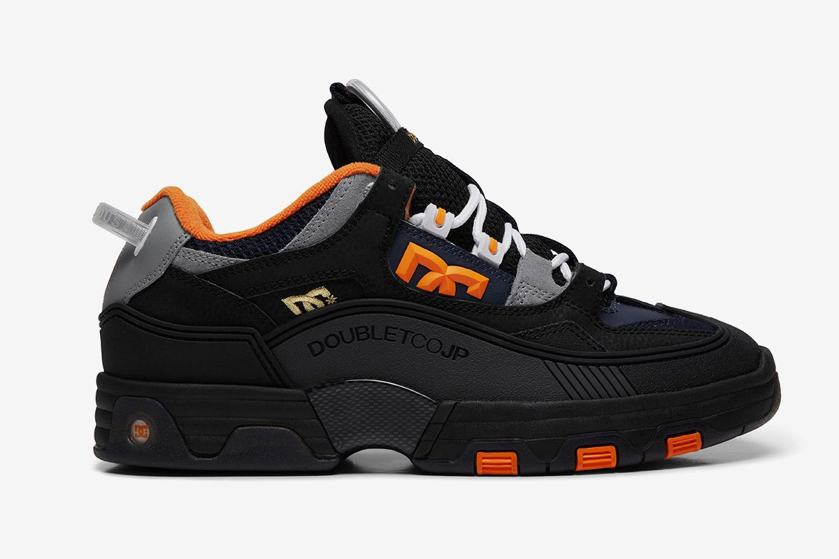 Doublet's Frankenstein DC Collab Is a '00s Skate Shoe to Rule Them All 29