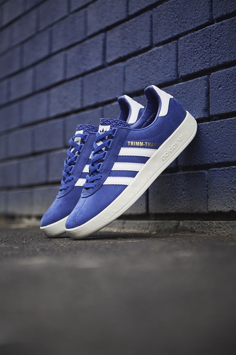 adidas Honors Old Rivalries With the Trimm Trab 'Rivalry Pack'