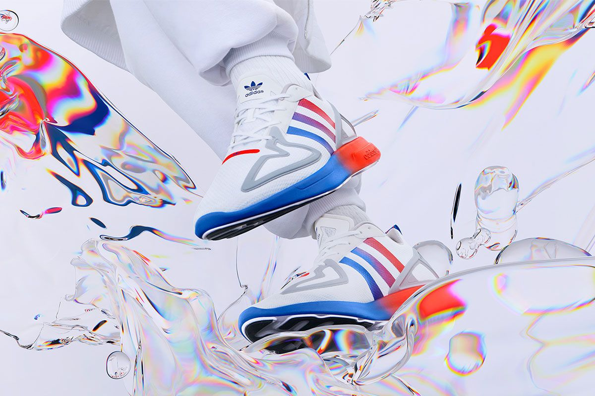Prepare To Be Mesmerized by adidas' 'Oddly Satisfying' ZX 2K BOOST Videos 9