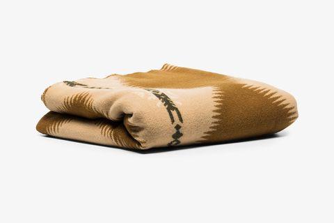Woven Jacquard Blanket