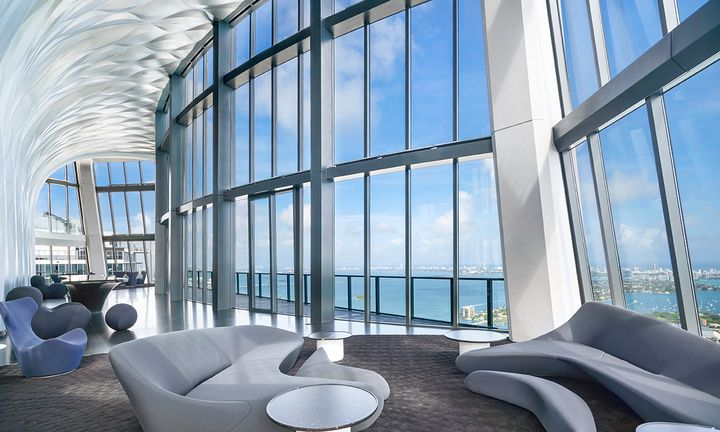 David Beckham Miami condo One Thousand Museum