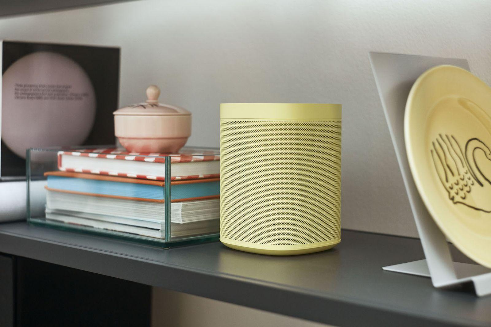 hay sonos one smart speaker