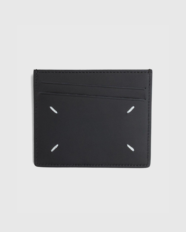 Maison Margiela – Leather Card Holder Brown - Image 2