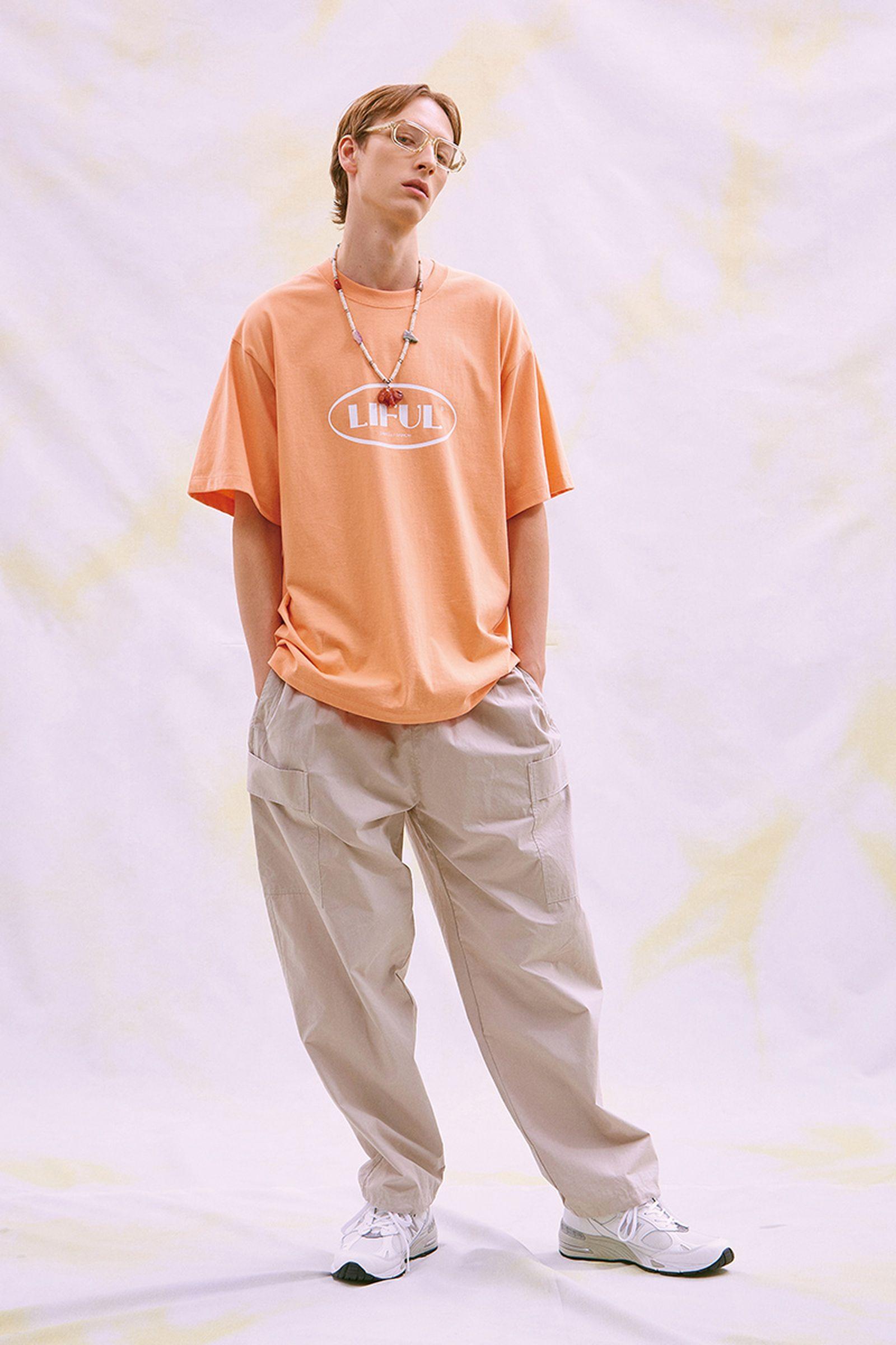 4liful minimal garments ss19 lookbook