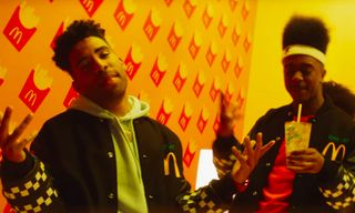 """KYLE Stars in McDonald's & Sprite's """"That's The MIX"""" Campaign"""