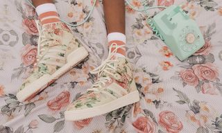 Eric Emanuel Debuts New Floral adidas Collection