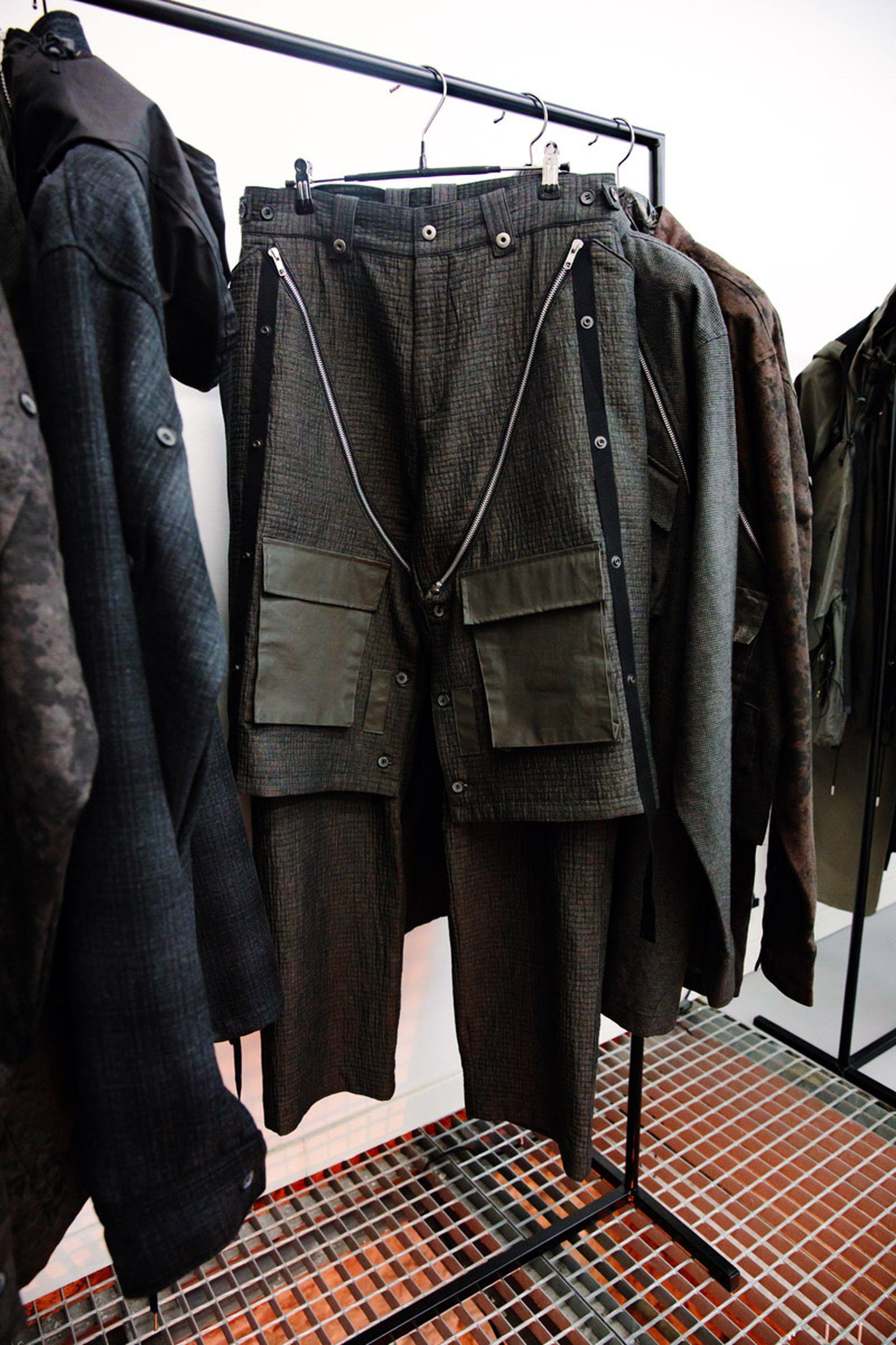 MFW19 Paris Bleackmerle JulienTell 07 blackmerle pfw