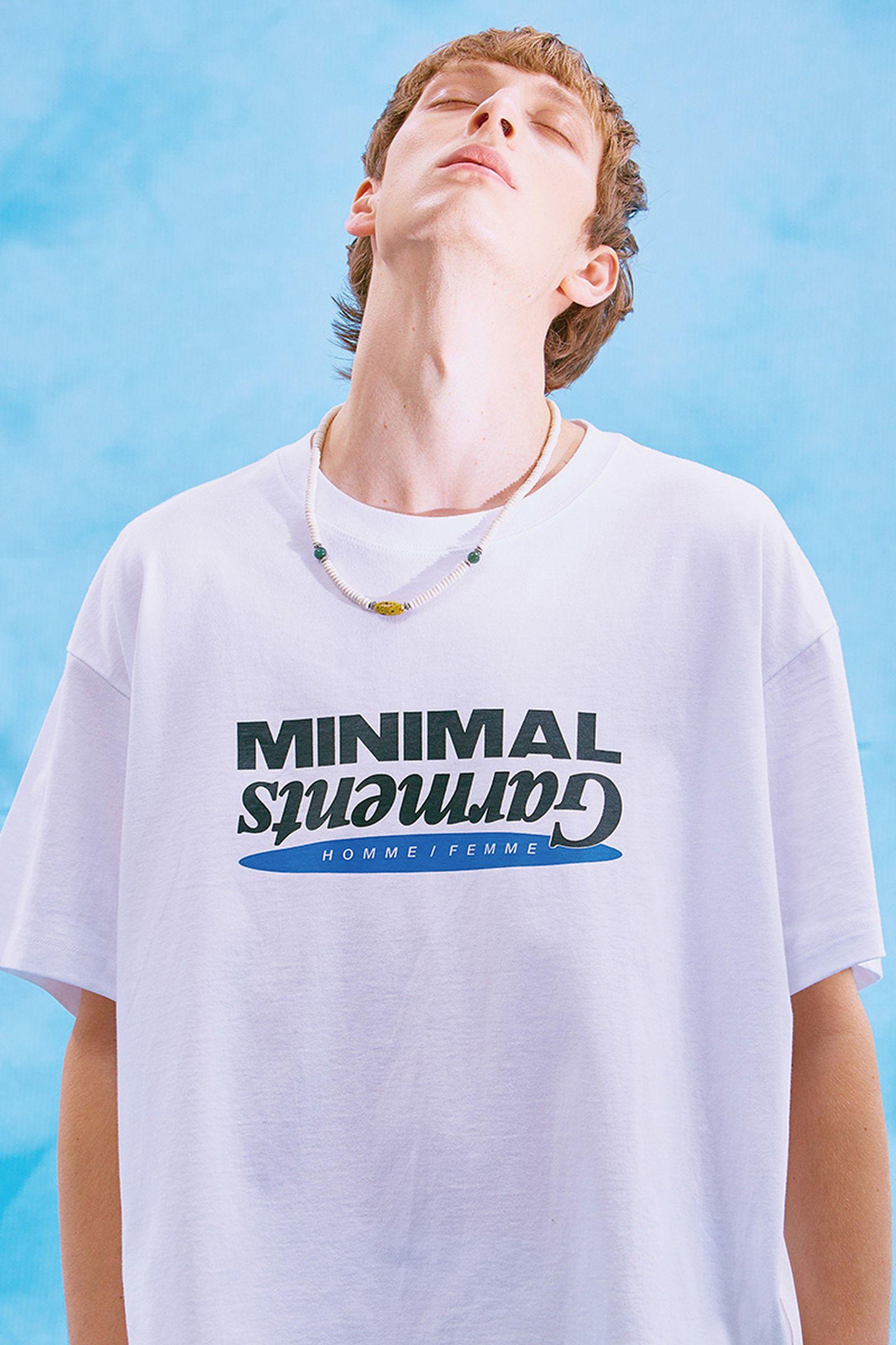 10liful minimal garments ss19 lookbook