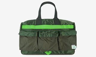 Ovadia & Sons & PORTER Go Green With Military-Inspired Bag Collection