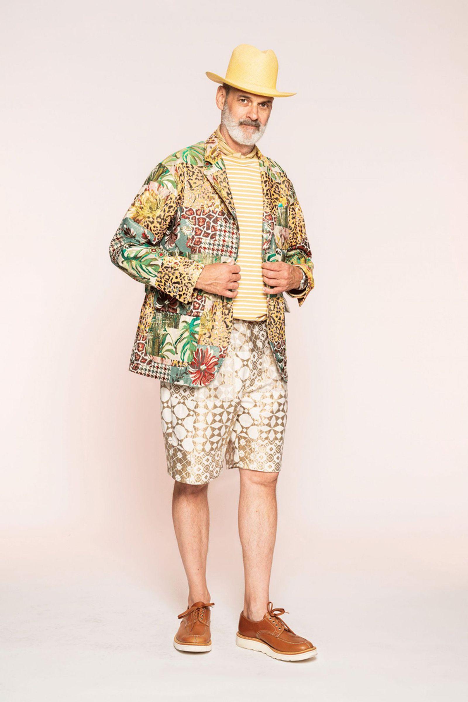engineered garments spring summer 2022 collection lookbook (2)