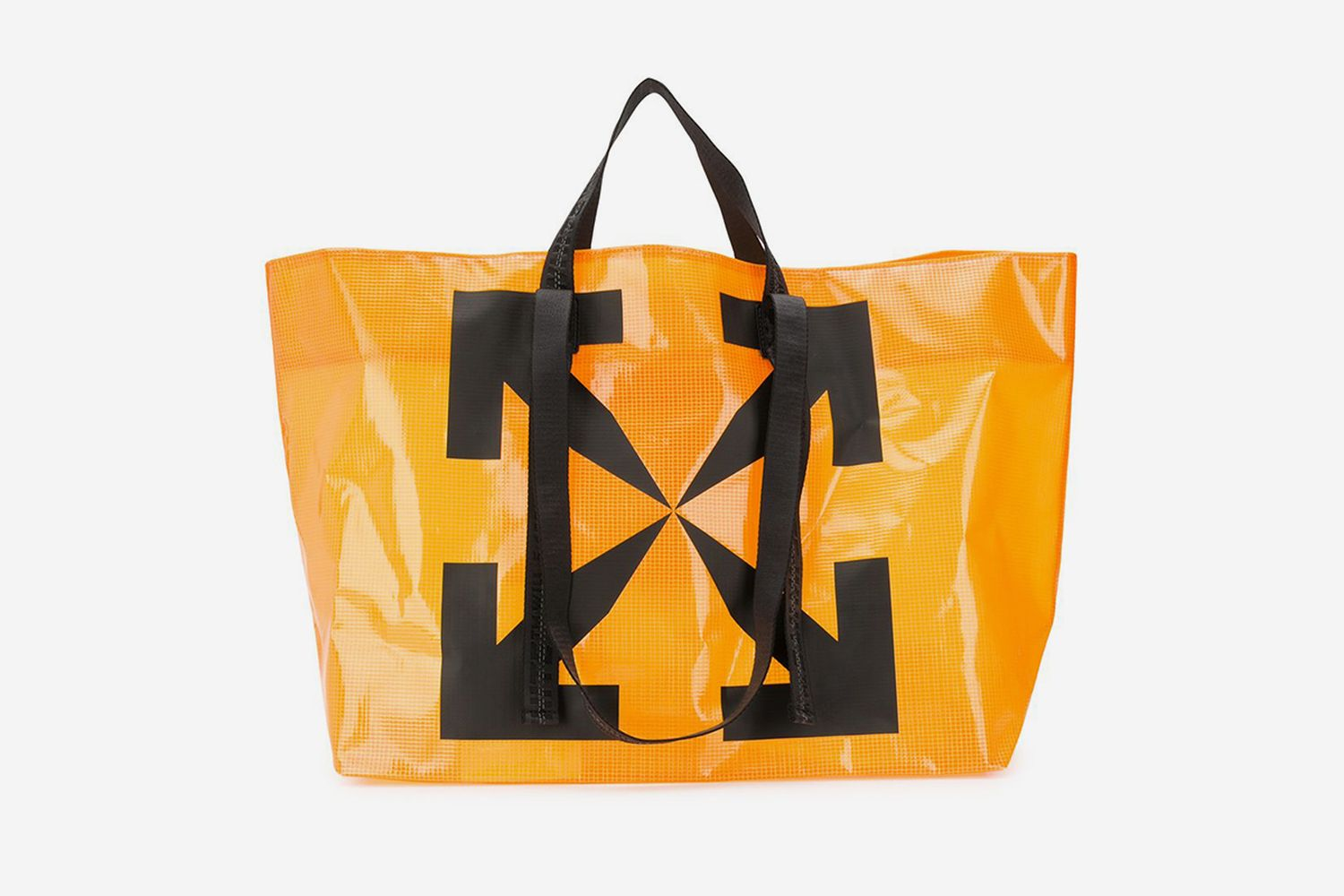 Arrows Print Commercial Tote