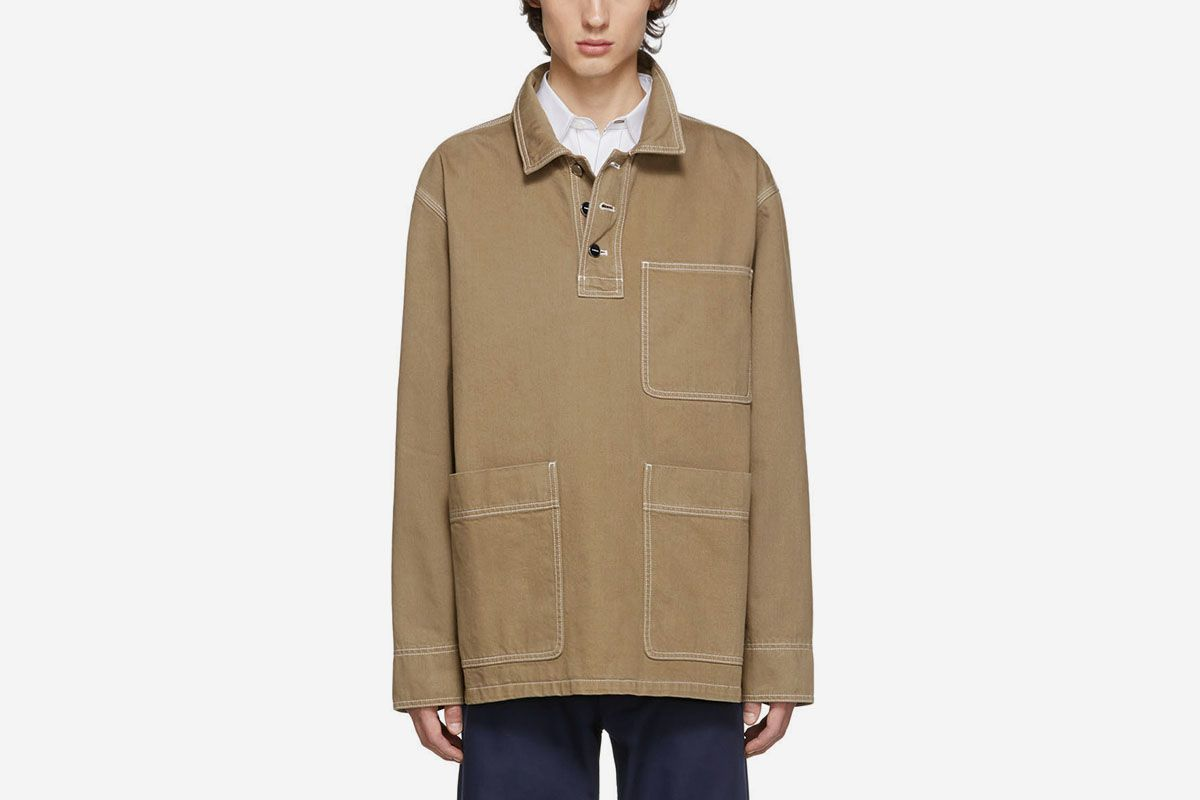 'La Blouse Meunier' Jacket