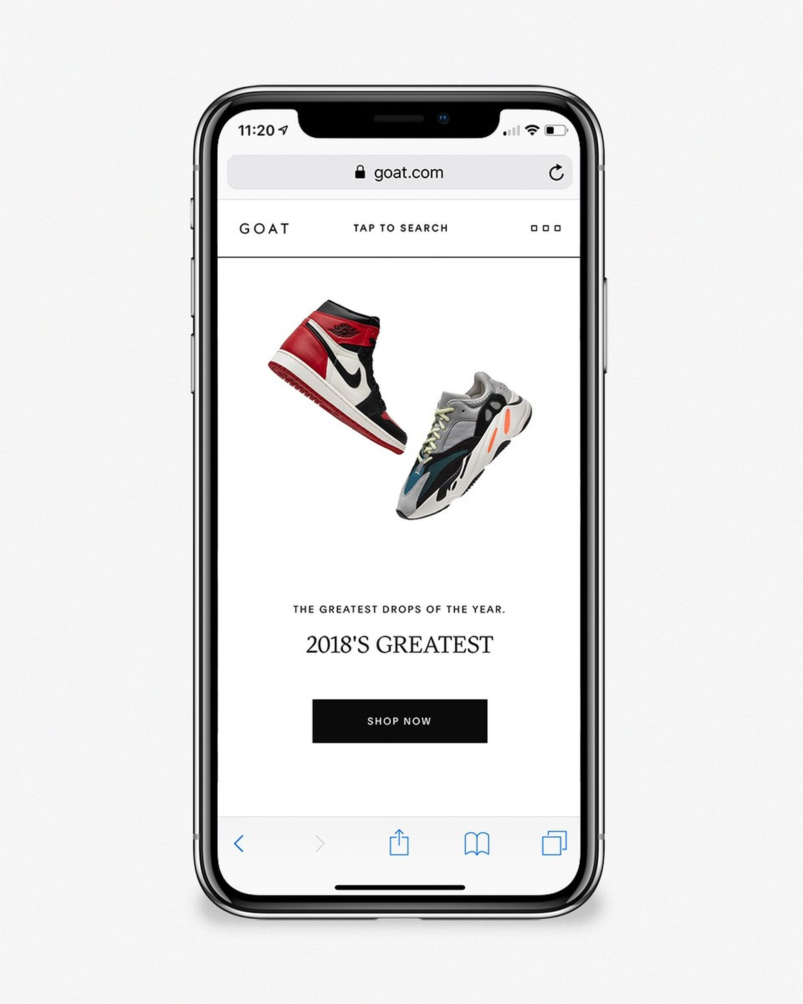 sneaker reselling sites roundup goat Flight Club stadium goods