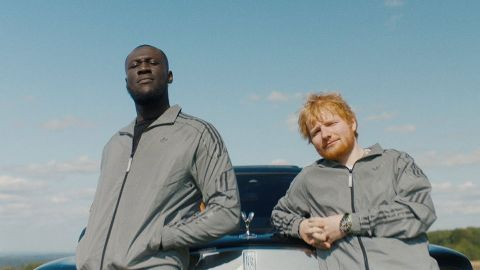 ed sheeran stormzy london