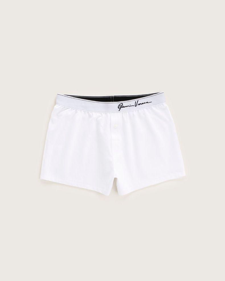 Versace —  Boxer White
