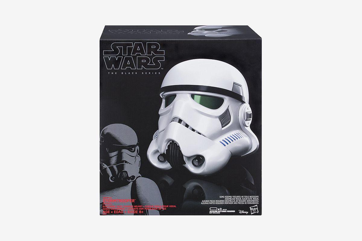 Imperial Stormtrooper Voice Changer Helmet