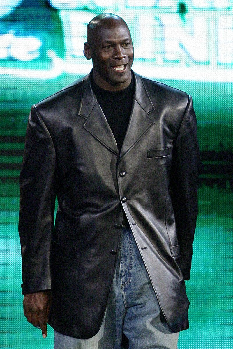 10 Looks That Prove Michael Jordan is the GOAT of IDGAF Style 4