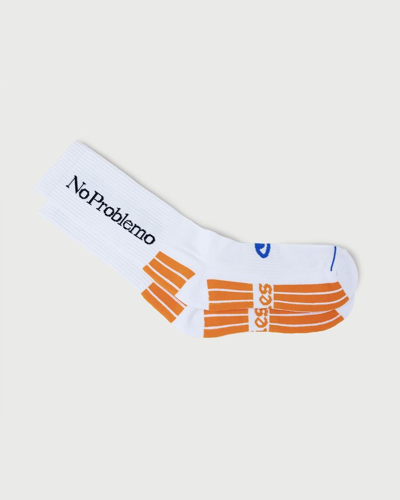 Aries - No Problemo Socks White