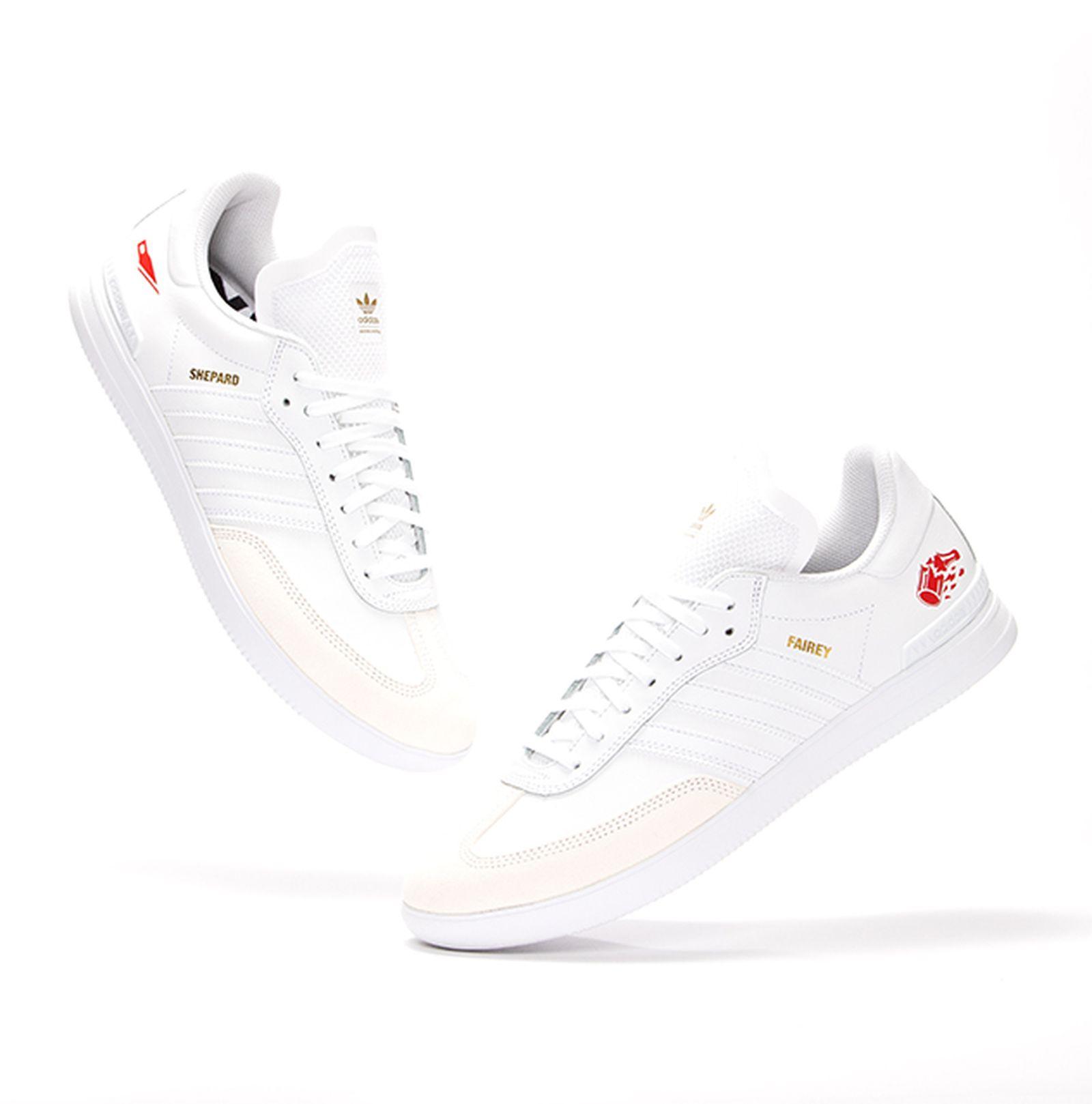 adidas samba adv shepard fairey release date price Beyond The Streets adidas skateboarding