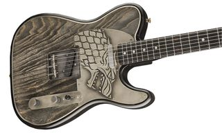 Fender Unveils a Line of Customized 'Game of Thrones' Guitars