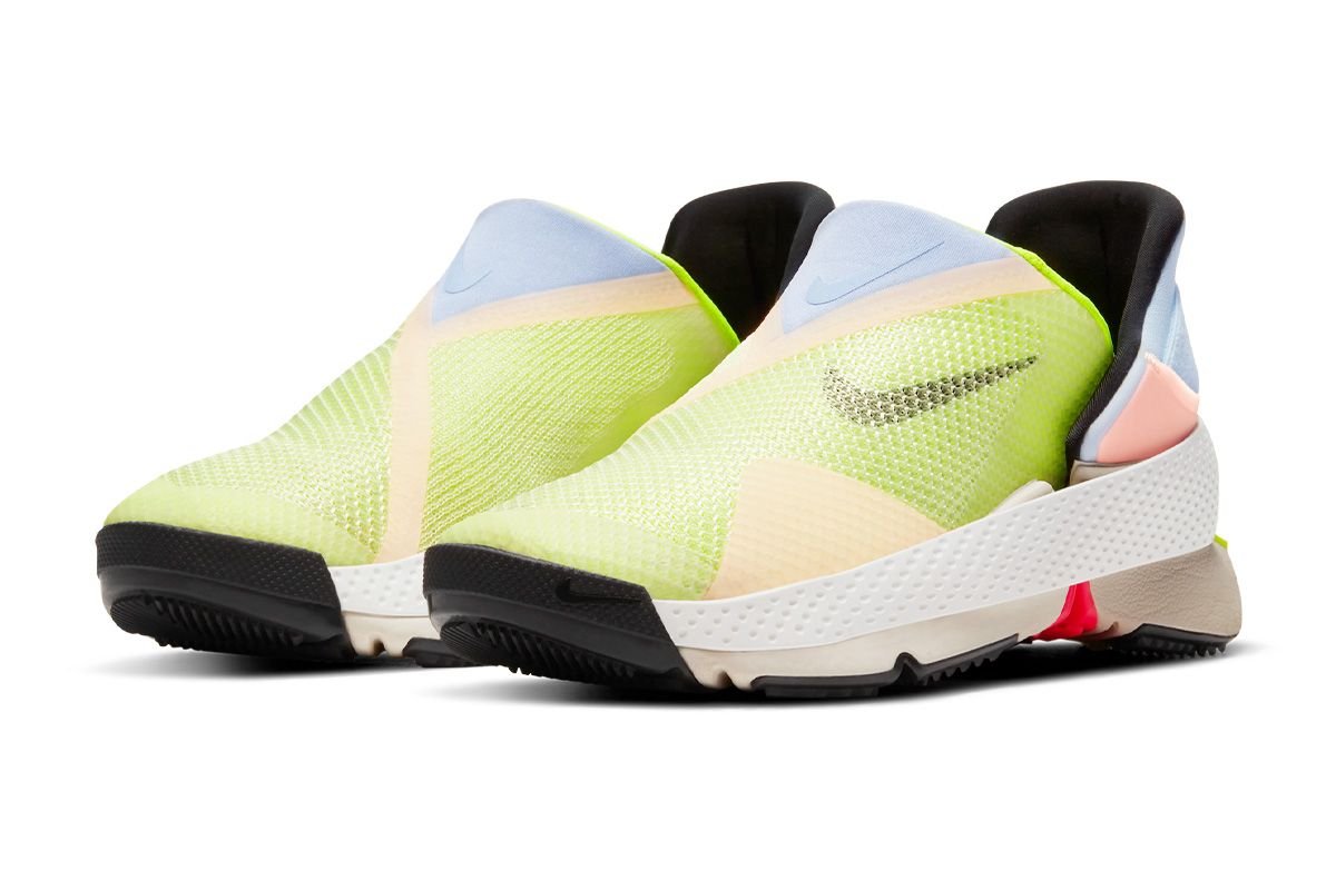 Nike's First-Ever Hands-Free Sneaker Is Simple, But Mindblowingly Different 26