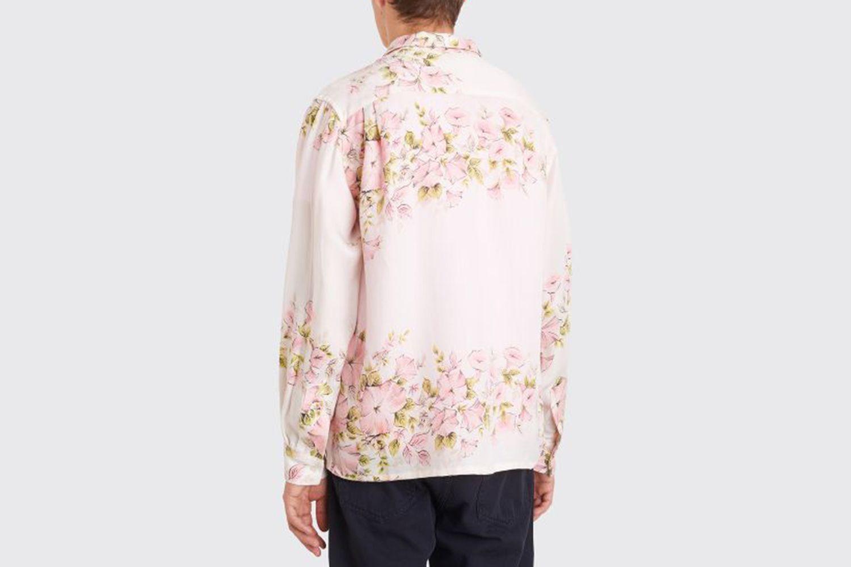 Floral Havana Shirt