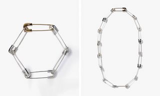 You Won't Find AMBUSH's Safety Pin-Inspired Jewelry in the Stationery Aisle