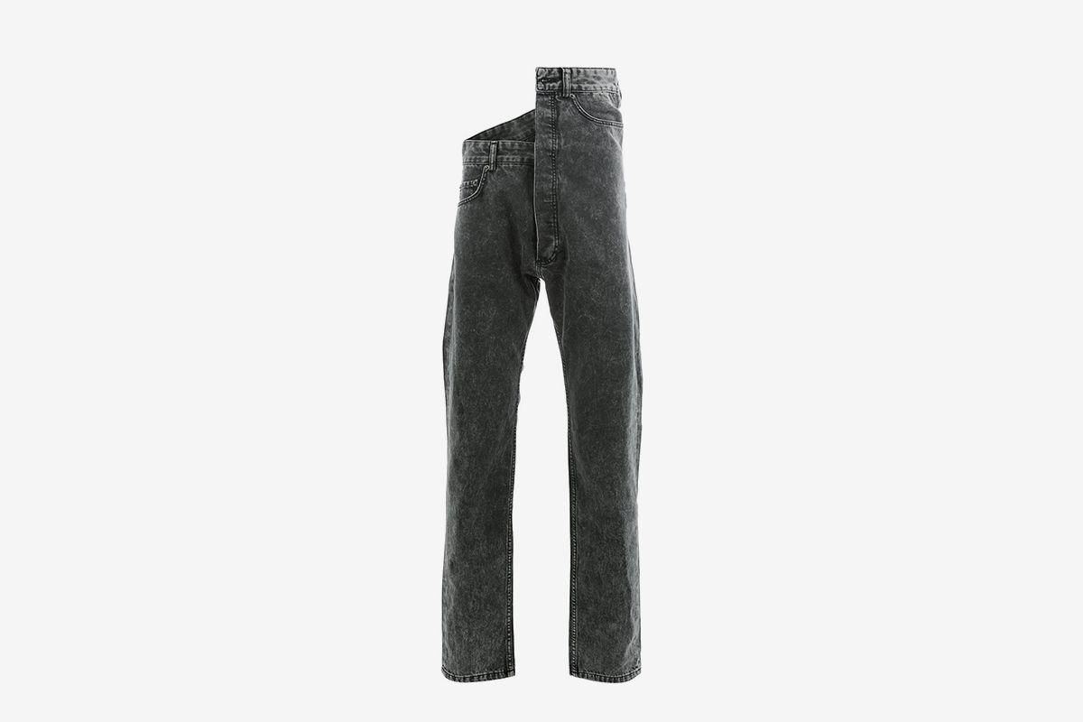 Asymmetric Jeans