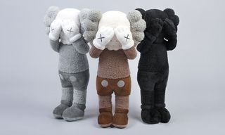 """KAWS Is Dropping Limited Edition Plush """"HOLIDAY"""" Companions"""