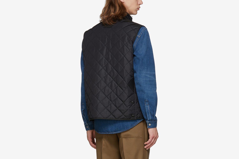 Quilted Stapleton Vest