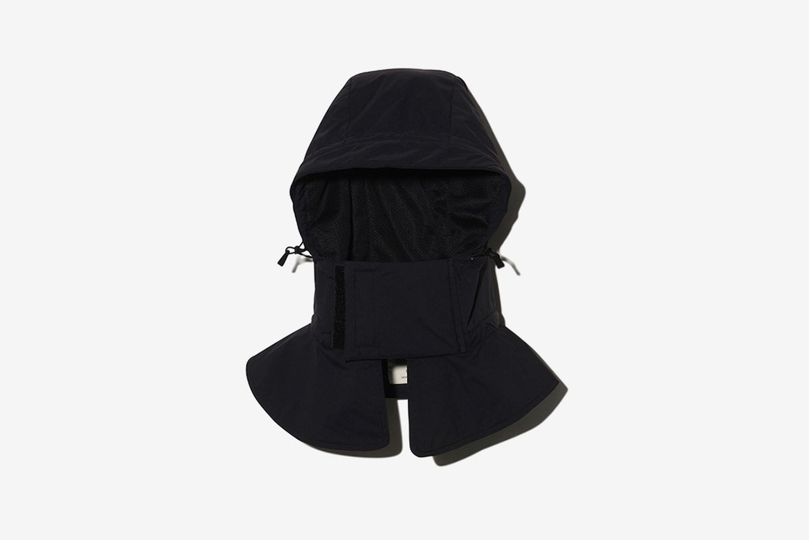 snow peak black hood
