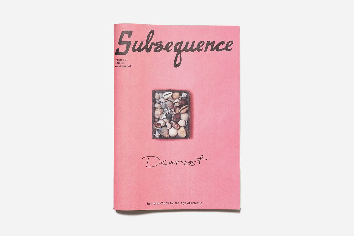 Subsequence Vol.1 2019 Issue 1