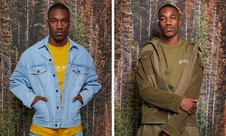 EXCLUSIVE: GUESS Jeans U.S.A. Drops Fall 2018 Lookbook