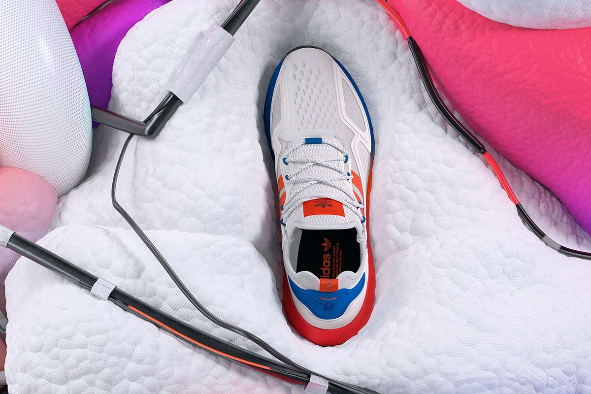Prepare To Be Mesmerized by adidas' 'Oddly Satisfying' ZX 2K BOOST Videos 12