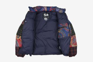 21cdd0428 Billionaire Boys Club s Paisley Check Down Jacket Is Hard AF