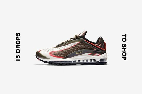 Nike Air Max Deluxe & Other Best Products to Drop This Week