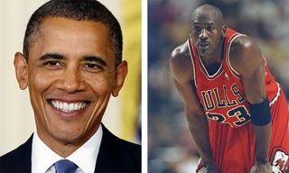 President Obama Is Honoring Michael Jordan With the Medal of Freedom