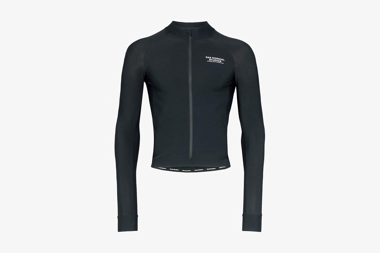 Mechanism Long Sleeve Jersey Top