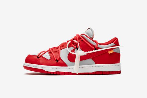 """Dunk Low """"University Red"""""""