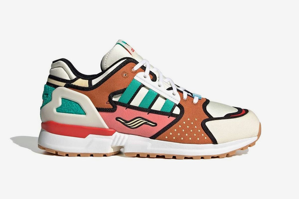'The Simpsons' x adidas Heads to Krusty Burger & Other Sneaker News Worth a Read 20