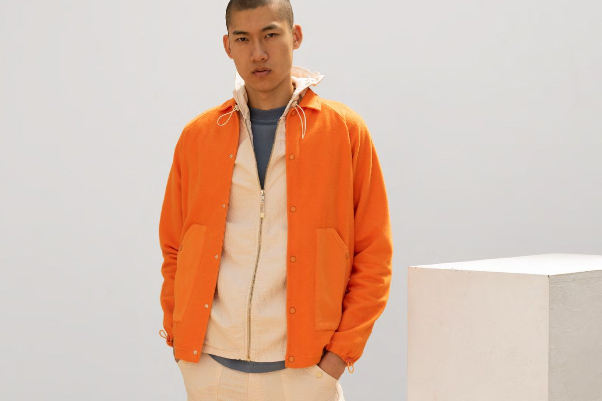Les Basics Invigorates its Usual Palette for a Vibrant SS20 Collection